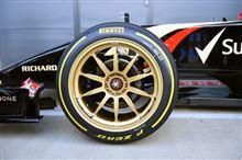 将来、F1マシンのタイヤは18インチに?