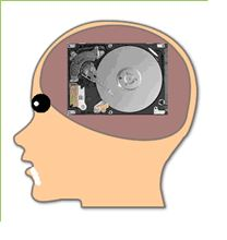 脳はHDDと同じなんだ!