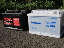 バッテリー交換とリサイクル