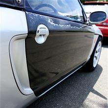 【PP1】【軽量化】運転席カーボンドア換装 Part.2 問題解決♪
