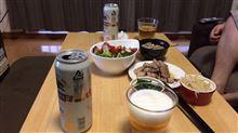 今日の晩御飯は・・・