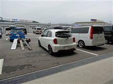 【生車載・終了】鈴鹿サーキットから名古屋まで(マーチNISMO S)