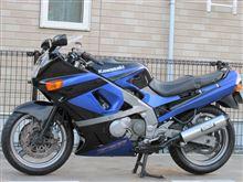 ホントのバイクライフは、これから・・・ ZZR400の引き渡し ♪