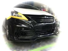 【PRIUS α】 NewProducts《FrontBumper&RearWing》 ♪♪