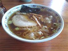 春木屋 ワンタン麺