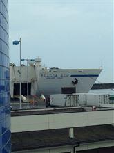 大洗港です
