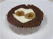 プレミアムバナナとチョコのロールケーキ