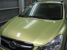 XV ボディガラスコーティング アークバリア21施工 愛知県豊田市 倉地塗装 KRC