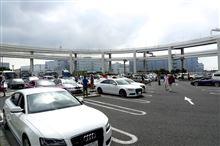 Audi大黒オフ参加'14.07