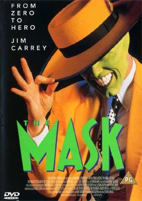 ジム キャリー マスク