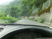 強力磁石の使い方 今日もお山にドライブ