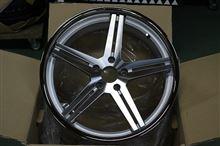 今日のホイール TSW Mirabeau(ミラボー) -BMW 7シリーズ用-