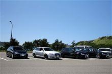久しぶりの宿泊オフ会-津軽半島先端ツーリング