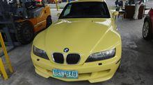 BMW Z3クーペ、M3