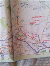 中国地方徘徊の旅①21日夜疾走?迷走編