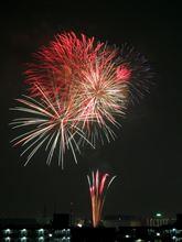 地元の花火大会