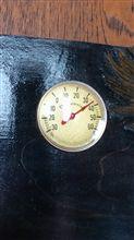 外気温36℃