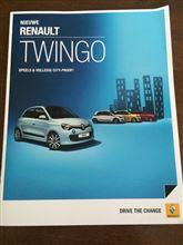 Renault Twingo 2014 情報