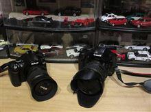 Nikon D40xが戻ってきた