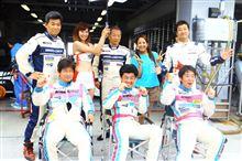 スーパー耐久 第3戦 富士 決勝