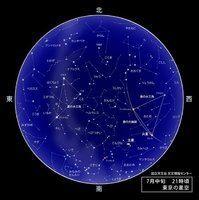 この後すぐ!!みずがめ座δ流星群が7/29極大、23時頃から好条件!