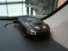 ☆ ワゴンRにレーダーを取付