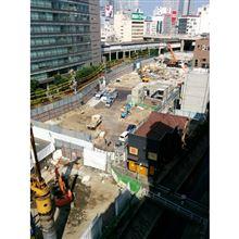 渋谷の変貌はとどまること知らず。