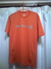 オレンジャ~専用Tシャツ(速乾性)購入