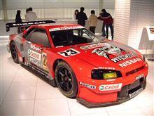 日産銀座本社ギャラリー 2003.11.23