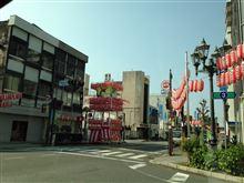 桐生市は明日からお祭り・・・明日もお休み!