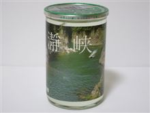 カップ酒728個目 世界一統ふるさとカップ(瀞峡) 世界一統【和歌山県】