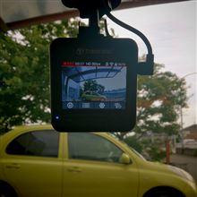 Trancend DrivePro 200 (ドライブレコーダー) 付けてみた