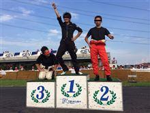 エイト祭参戦 レースで優勝!