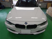 BMW / 新型3シリーズ / 320d / SonicDesign / SonicPLUS F30 / SP-F30F