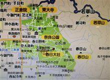 奈良公園 春日大社境内「飛火野」の鹿寄せ