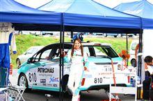 Vitz Race 関東シリーズ 第3戦 富士 予選・決勝