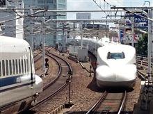 50周年の東海道新幹線