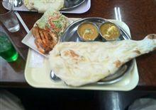 今日は三郷HCの中にあるインドカレーの店で食べてららぽーとに買い物行きました。(^_^)