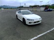 仙台ハイランドレースウェイ走行会(当日)