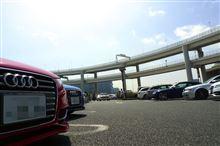 Audi大黒オフ参加'14.08