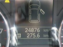 もうすぐ25000キロ