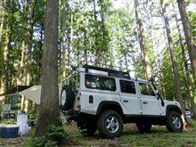 夏休みキャンプ