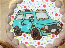 PAOのバースデーケーキ♪