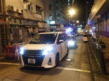 香港の新型ヴォクシー・ノア(エアロ)