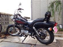 お隣のバイクがまた変わった。