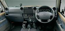 [10年振りに日本市場に復帰]トヨタ・ランドクルーザー70 ピックアップも追加
