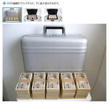 6000万円の買い物の際にいかが?