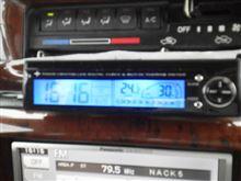 夜間見えにくくなった原因「眩しすぎる電波時計」の照明をなんとかしてみる Part6