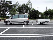 イタリア車で日伊合作車を引くの巻