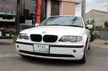 BMW E46 12ヶ月点検